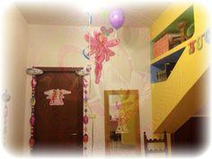 personaggi volanti e decorazioni porta MIA AND ME seguici su  dodaricci.blogspot.it  https://www.facebook.com/aedcreazioni