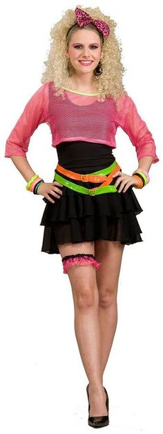 80's Groupie Costume - Adult https://api.shopstyle.com/action/apiVisitRetailer?id=458450453&pid=uid8100-34415590-43