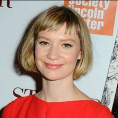 """Mia Wasikowska on the red carpet at the """"Stoker"""" screening in New York on 27 February 2013."""
