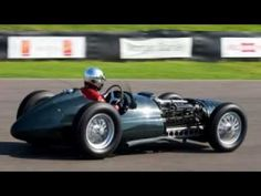 BRM V16. A real treat, unlike any other racing car you will hear! Bear in mind this sound comes from a 1500cc V16 engine. Be patient and turn it up loud.   The full throttle sound is best at around 2.00mins and then again at 3.45mins. Unbelievable sounds, bellowing and screaming at the same time!  www.itsuptome.mymomentis.co.uk