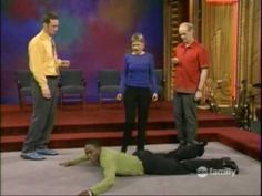 The Greatest 8 Minutes and 40 Seconds in Whose line History - YouTube