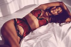 Lingerie to make your Valentine's Day (or night). | Victoria's Secret Cutout Push-Up Bra
