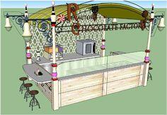Image 1 of Waffle , Crepe And Ice Cream Kiosk