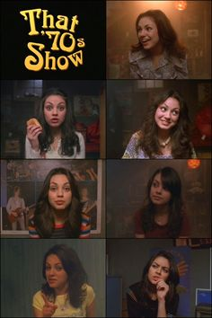 Mila Kunis as Jackie Burkhart on That Show Jackie That 70s Show, Kelso That 70s Show, That 70s Show Cast, Hyde That 70s Show, Gilmore Girls, Thats 70 Show, 70s Aesthetic, Aesthetic Vintage, 70s Inspired Fashion