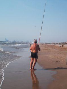 El dueño de la caña de pescar...
