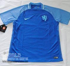 Camiseta Segunda Holanda 2016  €15.5