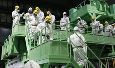 7 Nov. removal of nuclear rods from Fukushima begins