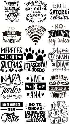 frases en vinilos para frascos - Búsqueda de Google Love Text, Letter E, Calligraphy Alphabet, Gifts For My Boyfriend, Photo Quotes, Print And Cut, Lettering Design, Cute Quotes, Inspire Me