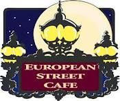 European Street Cafe Jacksonville Beach, FL...I miss this too!