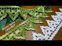 Crochet Borders, Crochet Lace, Beautiful Crochet, Master Class, Lace Border, Doilies, A4, Cord, Crochet Earrings