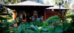 A&K Tanzania Safari - Arusha Coffee Lodge - Plantation Suite Exterior