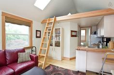 A lovely casita in Portland | 27 Tiny Houses You Can Actually Stay In