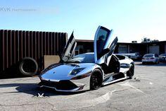 DBX Chromed Lamborghini Murcielago
