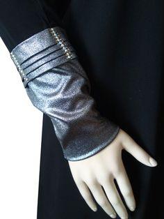 Abaya Design with Stone