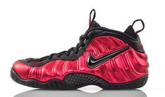 2603c88e70370 The Nike Air Foamposite Pro University Red Releases This Weekend