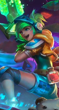 Riven league of legends