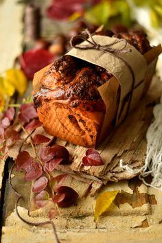 nut and chocolate babka