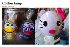 character lamp