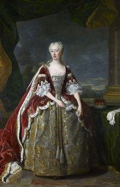 Augusta of Sachsen-Gotha-Altenburg (1719-1772)