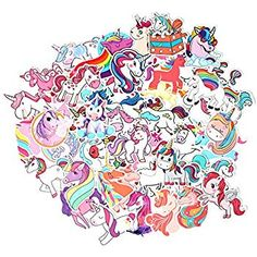 Unicorn Dabbing Dab Rainbow Vinyl Sticker Decal CUSTOM