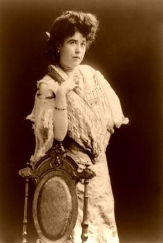 Molly Brown- If you get a chance, tour her home in Denver, you'll learn a lot.