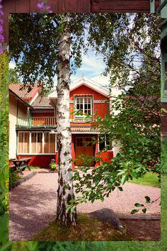 Carl Larsson's home - Sundborn