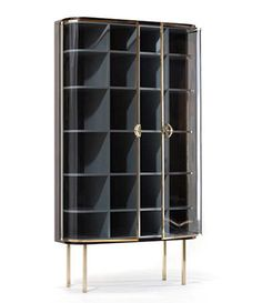 Loyalty Cabinet by Sé – furniture Modular Furniture, Fine Furniture, Luxury Furniture, Furniture Design, Storage Shelves, Shelving, Book Shelves, Mobiles, Drinks Cabinet
