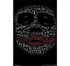 Batman the Dark Knight Poster Face. Hier bei www.closeup.de