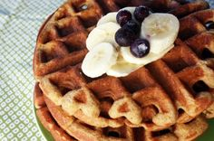 Paleo Kid approved Waffles