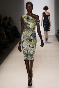 Lela Rose RTW Fall 2013 - Slideshow - Runway, Fashion Week, Reviews and Slideshows - WWD.com