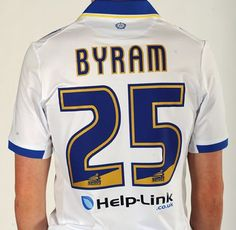 Leeds United Sam Byram Shirt