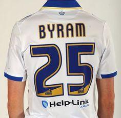Leeds United Sam Byram Shirt