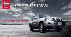 Joy Ride, Nissan Patrol, Spare Parts, Specs, Safari, Automobile, Innovation, Fun, Travel