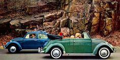 Volkswagen Käfer & Volkswagen Käfer Cabrio | Auto Clasico | Flickr