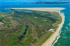 One of the islands of Holland Texel