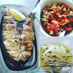 Delicious corvina at Alhino restaurant in #Quarteira #algarve Best #Fish in #portugal Great place for lunch! Superb Portuguese food http://ift.tt/2bbMFQW