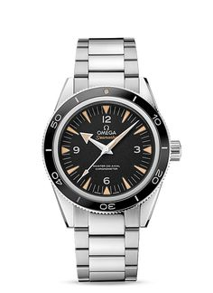 SEAMASTER 300 OMEGA MASTER CO-AXIAL 41 MM Wow that's beautiful... and expensive.