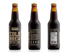 Salt Spring Coffee – Cold Brew | Exhibit A: Design Group
