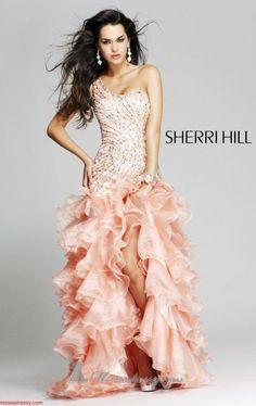 Sherri Hill 3848 Dress - Available at www.missesdressy.com
