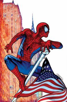 Amazing Spider-Man •Brandon Peterson