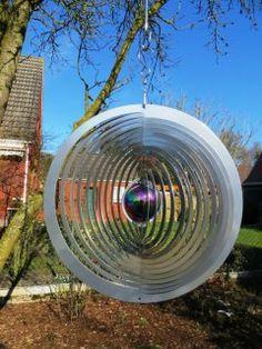 3D #Windspiel Galaxy https://www.norax.de/Gartendeko/Windspiele/