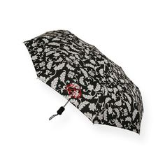 Black and Creme Swirl Print Umbrella  $24.00