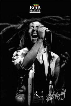 Bob Marley, love the dreads