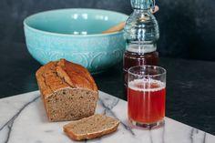 Kombucha Bread