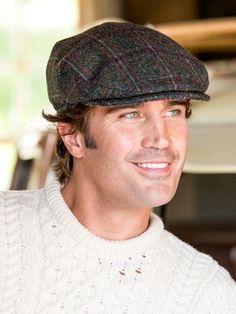 85a8fb5d659 Hanna Vintage Tweed Cap. Irish HatFlat ...
