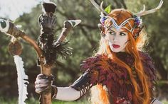 Voice Actor, Marisha Ray, chats with Espionage Cosmetics about her role as Keyleth in Critical Role!  #Critters #CritcalRole
