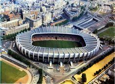 Stade Parc Des Princes (Paris, France) By Roger Taillibert