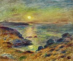Pierre-Auguste Renoir ~ Le lettere..