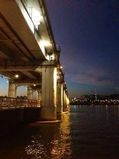 Banpo Bridge.