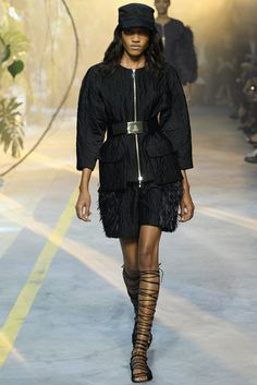 Moncler Gamme Rouge Spring 2014 Ready-to-Wear Collection Photos - Vogue